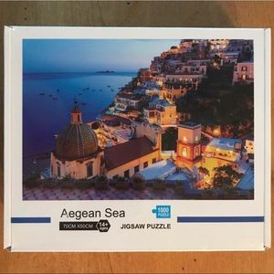 Beautiful Aegean Sea puzzle
